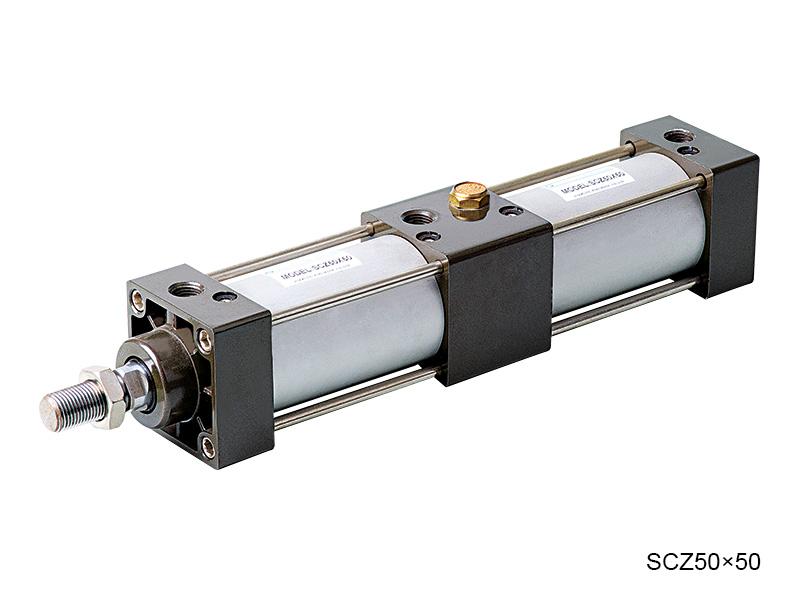 SCT系列 多位置气缸